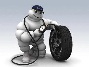 轮胎达到磨损极限的性能差异