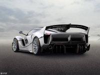 法拉利FXX K Evo首发 车身大幅度减重