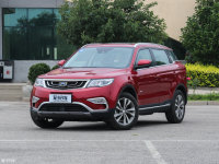 吉利汽车9月销量近11万 博越破2.6万台
