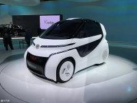东京车展:丰田CONCEPT-爱i Ride概念车