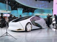 东京车展:丰田Concept-爱i 概念车发布