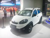 2017广州车展:华泰XEV180纯电动车发布