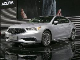 加长中型豪华轿车新选择 XEL对比TLX-L