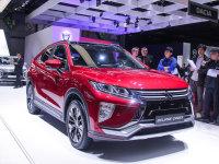 三菱轿跑SUV将于明年国产 搭1.5T发动机