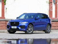 售64.8万元 捷豹F-PACE新车型正式上市