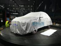 广州车展探馆:北京现代KONA抢先实拍
