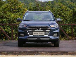 推荐智勇·畅享版2WD自动 ix35购车手册