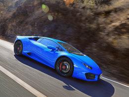 享受驾驶 后驱是Huracan的正确打开方式