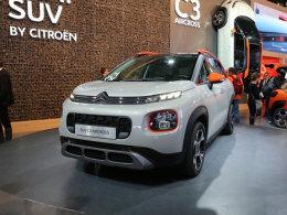 雪铁龙小型SUV明年上市 搭载两款发动机
