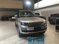 广州车展探馆 新款路虎揽胜P400e长轴版