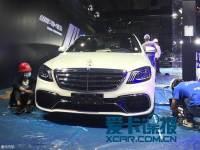 2017广州车展探馆:AMG S 63 L 4MATIC+