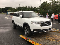 广州车展探馆 北汽昌河首款SUV抢先曝光