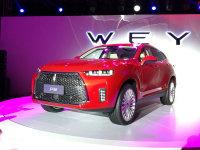 SUV档案揭秘(52)WEY P8新能源战略布局