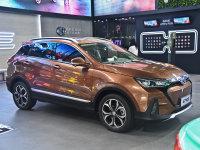2017广州车展 北汽新能源ET400静态评测
