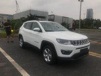 广州车展探馆:Jeep指南者新车型抢先看