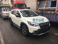 广州车展探馆:东风启辰新款T70抢先拍