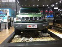 北京BJ40L柴油版明年上市 外观设计硬派