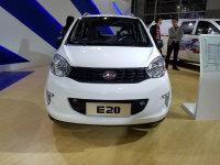2017广州车展:卡威E20电动车正式发布