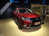 北汽幻速S6X将明年一季度上市 外观调整