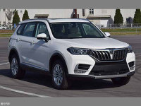 中华V7预计明年上半年发布 定位中型SUV