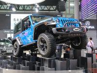 2017广州车展:Jeep牧马人限量版发布
