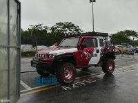 广州车展探馆:北京BJ40L特别版抢先看