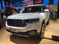 2017广州车展:北汽昌河Q7将搭载1.5T