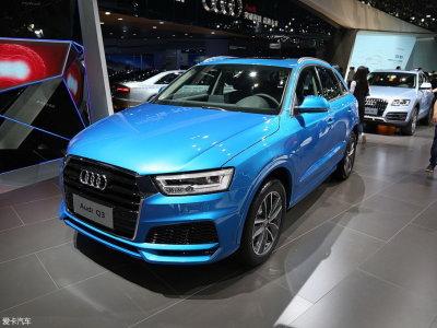2017广州车展:奥迪新款Q3 S-line亮相-最新国内新车 资讯高清图片