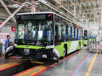 如何打造一台大巴?  访福田佛山工厂