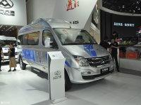 2017广州车展 上汽大通FCV80正式上市