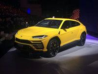 最速量产SUV   兰博基尼Urus正式发布
