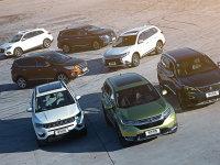 7款紧凑型SUV对比  下盘功夫哪家强?