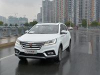 平顺有加 爱卡试上汽荣威RX3 1.6L CVT