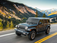 80后的黑与白 美国试驾全新Jeep牧马人