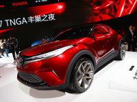 一汽丰田奕泽明年5月上市 定位小型SUV