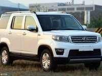 长安欧尚X70A新增车型申报图 搭载1.3T
