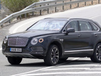 添越或将推V8发动机车型 明年7月发布