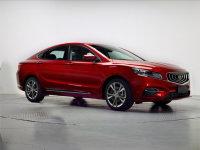 吉利博瑞GT将推混动版 综合油耗仅1.6L