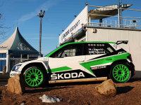 冠军之路 斯柯达赛车运动全体验之WRC2