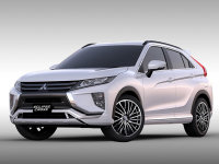 三菱3款官方改装SUV官图 或1月12日首发