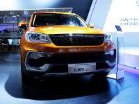 猎豹CS9 1.5T正式上市 售9.38-12.98万