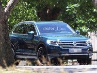 大众新一代途锐有望北京车展全球首发