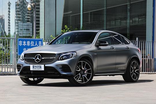 奔驰GLC级AMG轿跑SUV南京现车销售中