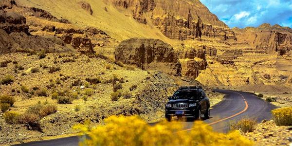 西藏的西藏 两万公里西行记