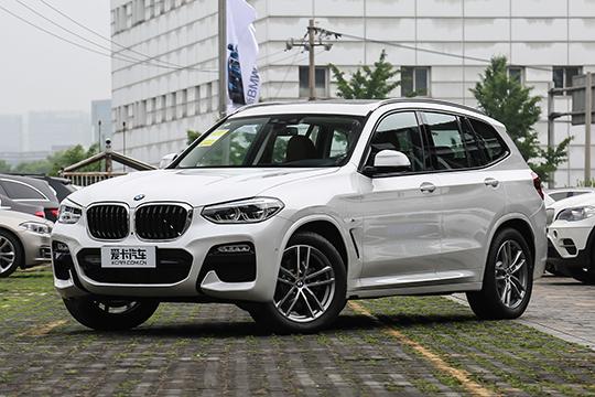 科技引领时代 全新BMW X3安徽夺目上市