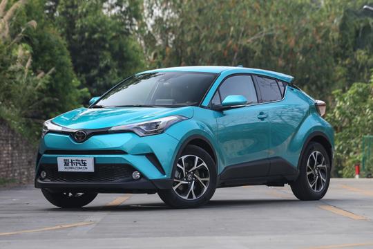 概念车般的外形 丰田CH-R南京接受预订