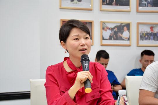 专访星星充电总裁邵丹薇