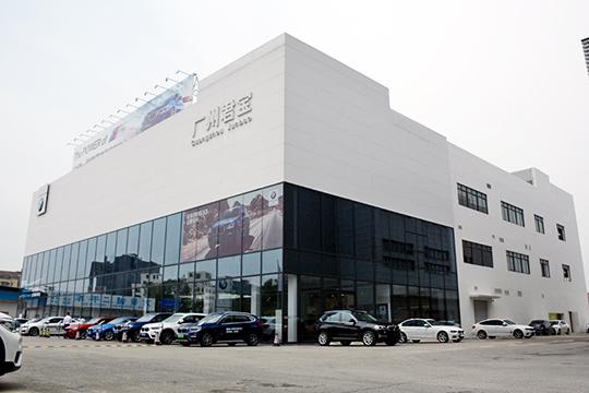 感受宝马M性能 编辑探店广州君宝4S店