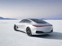 英菲尼迪全新概念车官图 北美车展首发