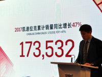 凯迪拉克2018年在华新车规划 XT4将国产